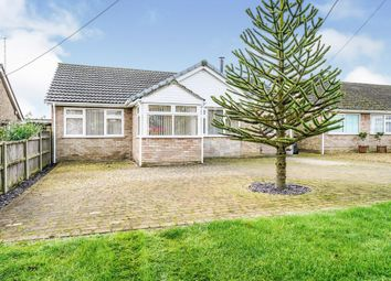 3 bed detached bungalow for sale in Ketts Hill, Necton, Swaffham PE37