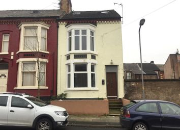 Thumbnail 1 bedroom property to rent in Bedford Road, Bootle