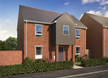 Thumbnail 3 bed detached house for sale in Tithe Barn, Tithe Barn Link Road, Monkerton, Exeter