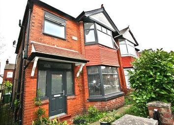 Thumbnail 3 bed semi-detached house for sale in Sedgley Avenue, Prestwich, Manchester