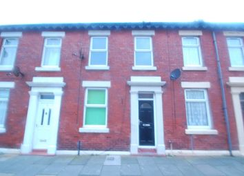 Thumbnail 2 bedroom terraced house for sale in Richmond Road, Blackpool