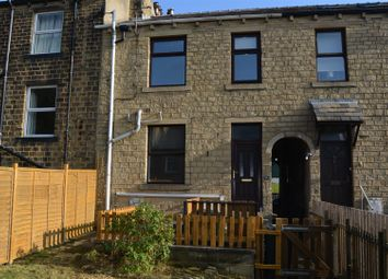 Thumbnail 2 bed terraced house to rent in Hope Street, Milnsbridge, Huddersfield