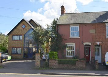 Thumbnail 2 bed end terrace house for sale in London Road, Wokingham, Berkshire