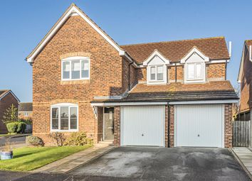 Thumbnail 4 bed detached house for sale in Snowdrop Garth, Holme-On-Spalding-Moor, York