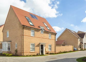 "Thumbnail 5 bedroom detached house for sale in ""Ashton"" at Butts Lane, Stanford-Le-Hope"