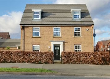 Thumbnail 5 bed detached house for sale in Woodhall Way, Beverley, East Yorkshire