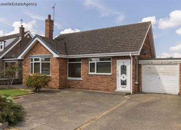 Thumbnail 2 bedroom bungalow for sale in Chancel Road, Scunthorpe