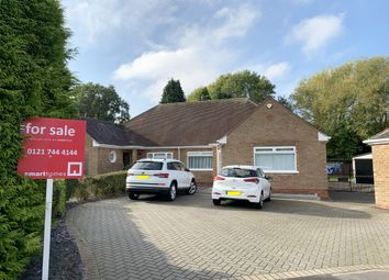 Thumbnail 3 bed semi-detached bungalow for sale in Rushbrook Close, Solihull