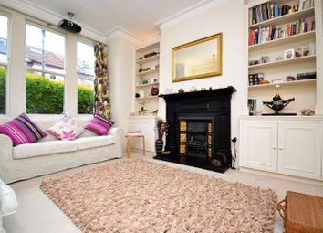 Thumbnail 2 bedroom flat to rent in Hazelbourne Road, Clapham South, London
