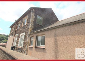 Thumbnail 3 bed end terrace house for sale in Tregwilym Road, Newport