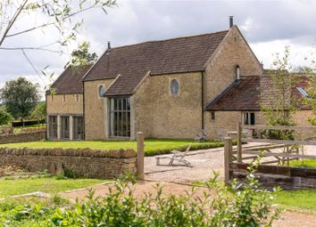 Thumbnail 4 bedroom barn conversion for sale in Upper Baggridge, Wellow, Bath