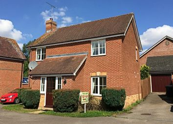Thumbnail 3 bedroom detached house to rent in Luxford Place, Sawbridgeworth, Herts