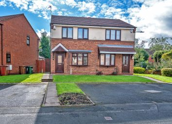Thumbnail 2 bed semi-detached house for sale in Coalmeadow Close, Bloxwich, Walsall