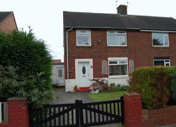 Thumbnail 3 bed semi-detached house for sale in Brough Gardens, Wallsend