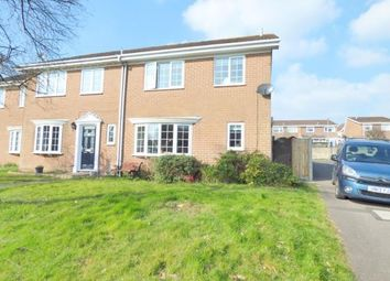 Thumbnail 4 bed end terrace house for sale in Templemere, Fareham
