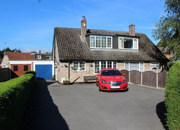 Thumbnail 3 bed semi-detached bungalow for sale in Robey Drive, Eastwood