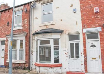 Thumbnail 2 bedroom terraced house to rent in Costa Street, Middlesbrough