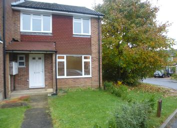 Thumbnail 3 bed end terrace house for sale in Vicarage Gardens, Flamstead, St. Albans