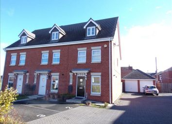 Thumbnail 3 bedroom town house for sale in Manor Court, Newbiggin-By-The-Sea