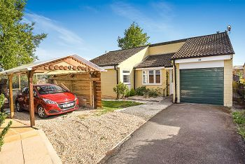Thumbnail 3 bed detached bungalow for sale in Ashley Coombe, Warminster