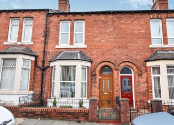 Thumbnail 3 bed terraced house for sale in Blackwell Road, Carlisle