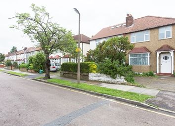 Thumbnail 4 bedroom semi-detached house to rent in Grasmere Avenue, Merton Park, London
