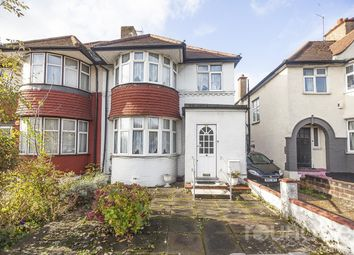 Thumbnail 3 bed property for sale in Great North Way, Hendon, London