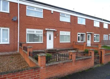 Thumbnail 2 bed terraced house to rent in Monmouth Road, Worksop