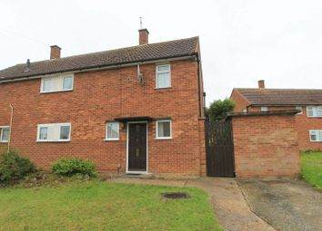 Thumbnail 3 bedroom semi-detached house for sale in Whinchat Close, Ipswich