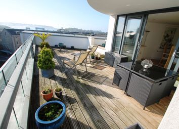 Thumbnail 3 bed flat for sale in Barrack Place, Stonehouse, Plymouth