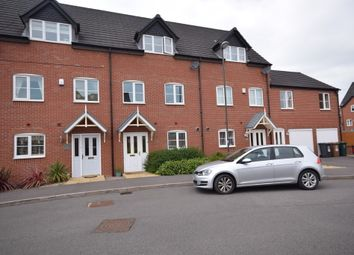 Thumbnail 4 bedroom town house to rent in Orwell Road, Hilton, Derbyshire
