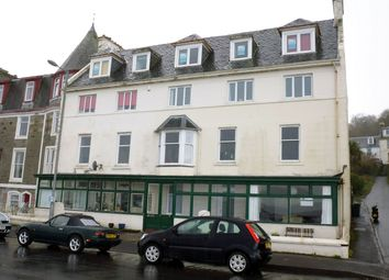 Thumbnail 2 bed flat for sale in 6E, Macnabs Brae, Rothesay, Isle Of Bute
