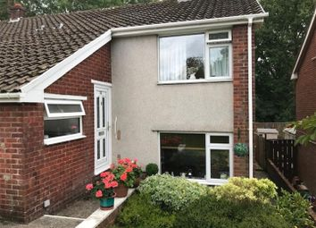Thumbnail 3 bed semi-detached house for sale in Claerwen Drive, Cyncoed, Cardiff