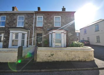 Thumbnail 3 bed end terrace house for sale in Redruth, Cornwall, U.K.