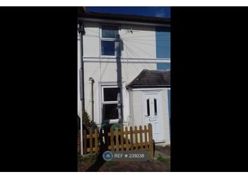 Thumbnail 2 bed terraced house to rent in Rochdale Road, Tunbridge Wells