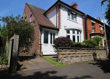 Thumbnail 3 bed detached house for sale in Cyprus Avenue, Beeston, Nottingham