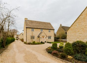 Thumbnail 4 bed detached house for sale in Silver Street, South Cerney, Cirencester