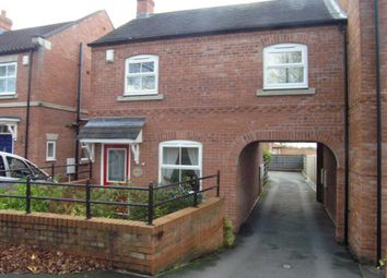 Thumbnail 3 bed town house to rent in Lime Tree Avenue, Easingwold, York