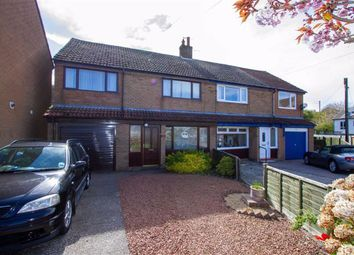 Thumbnail 4 bed semi-detached house for sale in Ladywell Road, Tweedmouth, Berwick Upon Tweed