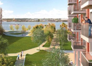 Thumbnail 1 bedroom flat for sale in Portland House, Royal Wharf, North Woolwich Road, London