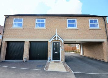 Thumbnail 2 bed flat for sale in 4 Speedwell Close, Newark