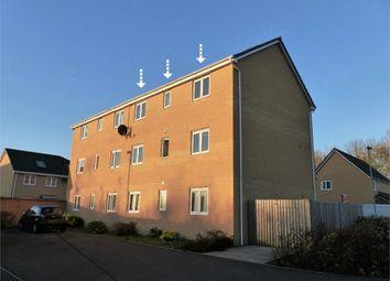 Thumbnail 2 bed flat for sale in Ffordd Maendy, Sarn, Bridgend, Mid Glamorgan