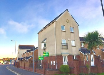 Thumbnail 4 bed town house for sale in Jersey Quay, Aberavon, Port Talbot