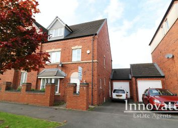 Thumbnail 7 bed semi-detached house for sale in Barrett Street, Edgbaston, Birmingham