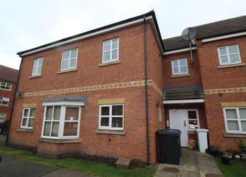 Thumbnail 1 bed flat for sale in Englewood Close, Leicester