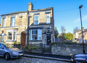 Thumbnail 5 bed semi-detached house for sale in Cobden Place, Sheffield