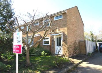 Thumbnail 2 bed end terrace house for sale in Russet Way, Melbourn, Royston