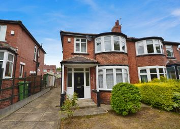 Thumbnail 3 bed semi-detached house for sale in St Martins View, Chapel Allerton, Leeds
