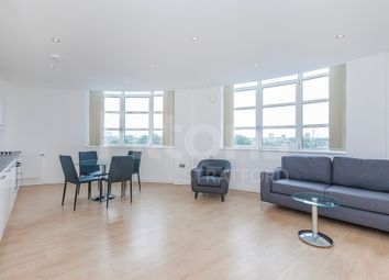 Thumbnail 3 bed flat to rent in High Street, London E15,
