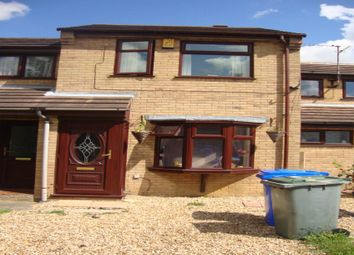 Thumbnail 2 bed terraced house to rent in The Graylings, Boston